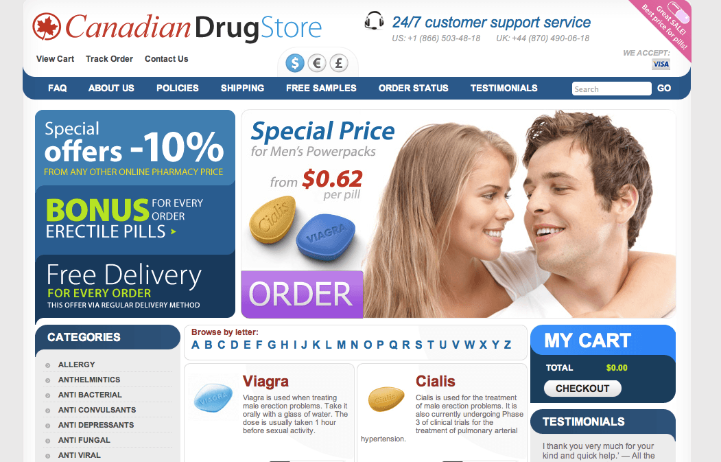 is the canadian pharmacy online legitimate