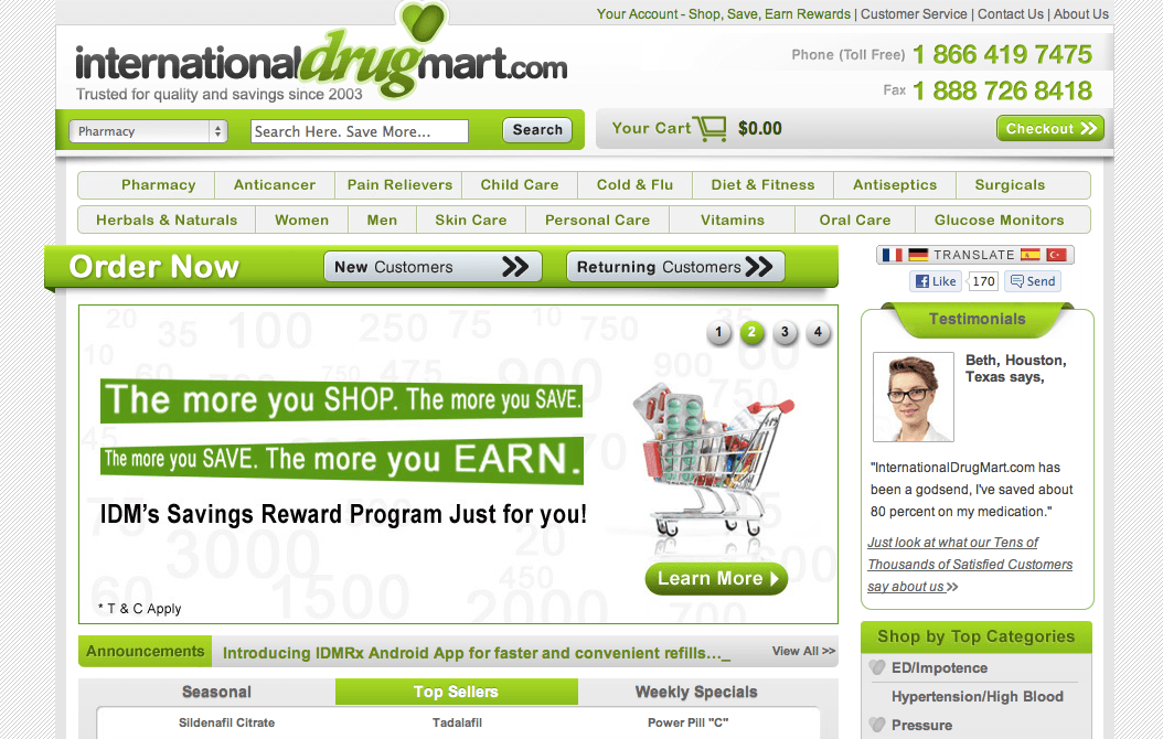 Get FREE International Drug Mart Coupon Codes and Free Shipping Codes! Find and share International Drug Mart Coupons at apssocial.ml