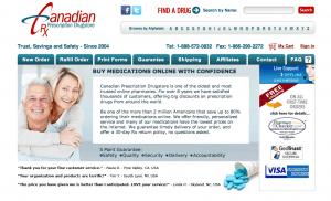 canadianprescriptiondrugstore.com review