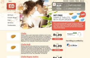 Pharmshop-online.com Home Page
