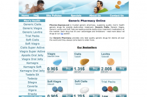 Pharma-express.net Home Page