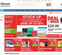 Chemistdirect.co.uk coupon