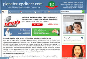 Planetdrugsdirect.com coupon
