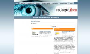 Nootropic.eu Review