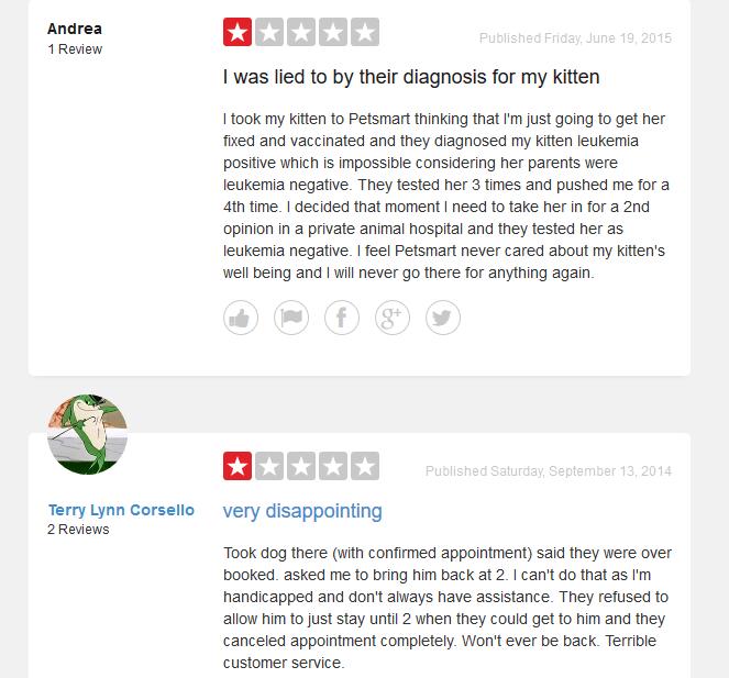 Petsmart.com Reviews