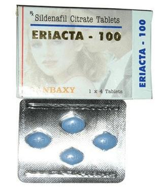 Eriacta 100 mg Buying Guide