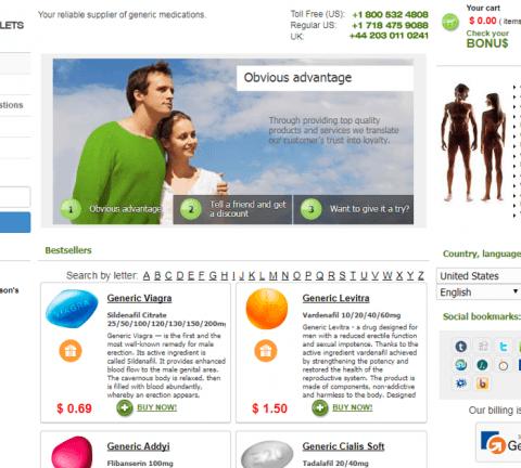 Trustedallovertheworld.com Home Page