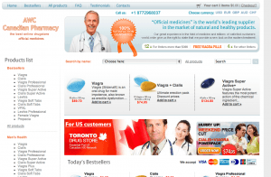 awccanadianpharmacy.com review