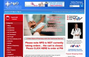 noprescriptiondrugs.com review