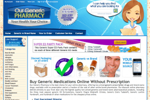ourgenericpharmacy.com review