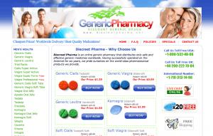 Discreetpharma.net Main Page