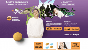 Best-online-health-shop.com Main Page