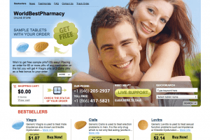 Worlds-bestpharmacy.com Main Page
