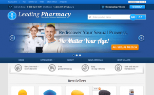 leading-pharmacy.com review