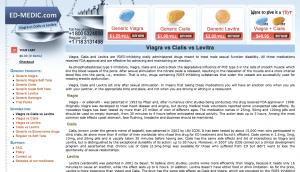 Ed-medic.com Main Page