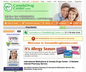 Canadadrugcenter.com coupon