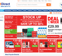 Chemistdirect.co.uk coupon
