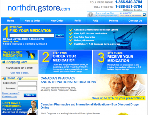 Northdrugstore.com coupon