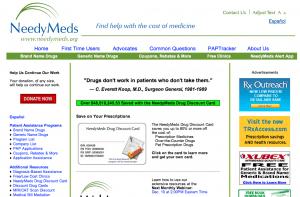 needymeds.org coupon