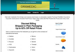 Drxmeds.com review
