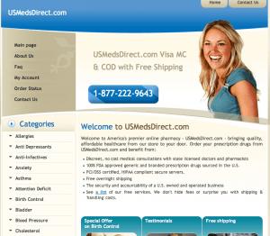 Usmedsdirect.com review