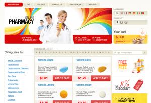 Extra-meds.com Main Page