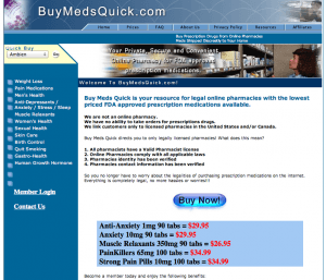 Buymedsquick.com review