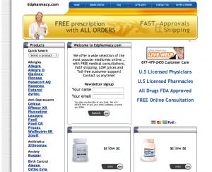 Edpharmacy.com review
