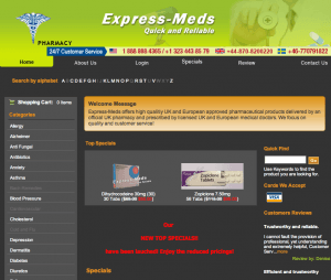 Express-meds.com review