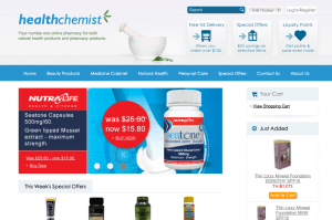 Healthchemist.co.nz review