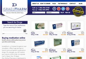 Israelpharm.com review