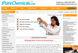 Purechemicals.net review