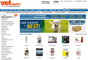 Vetdepot.com review