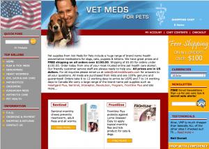 Vetmedsforpets.com review