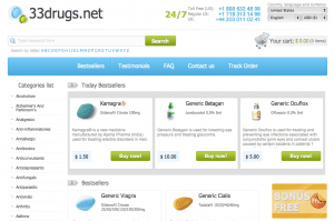 33drugs.net Home Page