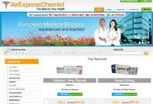 Airexpresschemist.com review