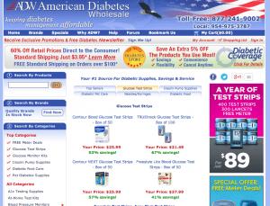 Americandiabeteswholesale.com review