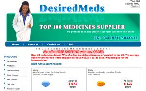 Desiredmeds.com review