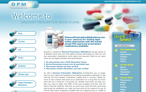 DiscountPrescriptionMedications.com review