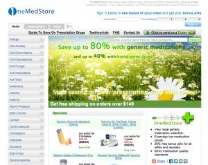 Gomedstore.com review