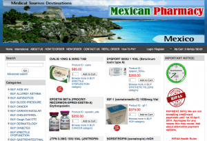 Mexicanpharmacy.com.mx review
