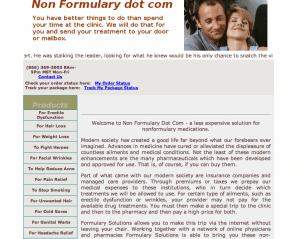 Nonformulary.com review