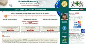 Privatepharmacy.eu review