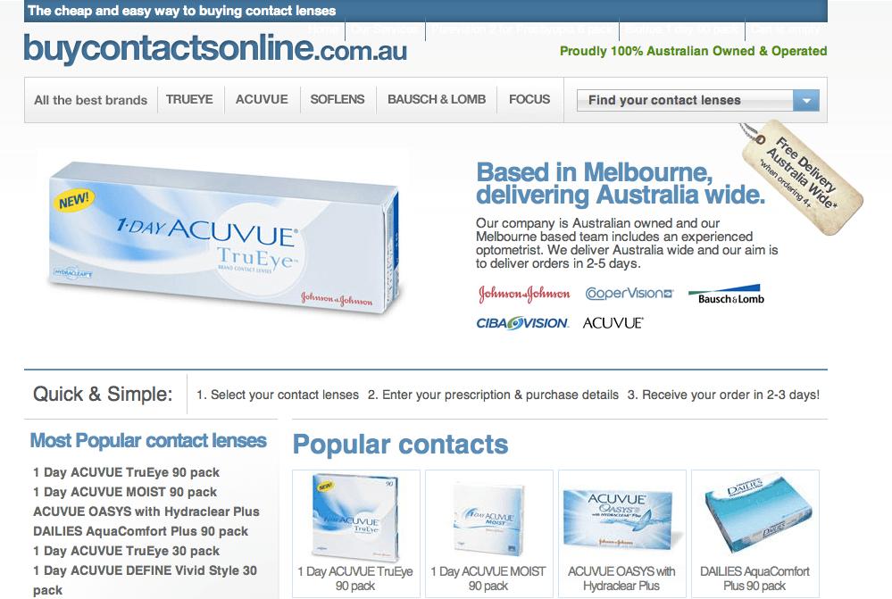 Buycontactsonline.com.au Review: Your Reliable Source of ...