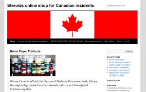 Canadian-steroids.com Review