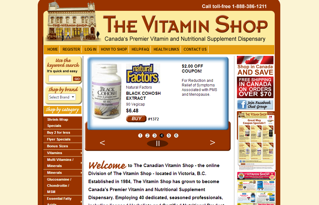 Canadianvitaminshop.com Review: The Site Is Trustworthy ...