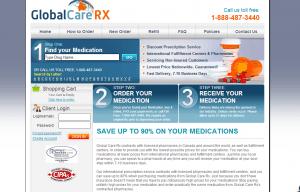 Globalcarerx.com Review
