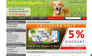 Petcaresupplies.com Review