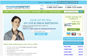 Pharmapassport.com Review