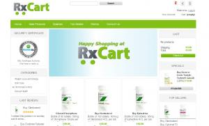 Rxcart-uk.com Review